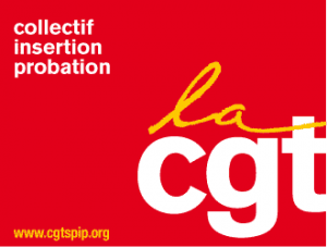 LOGO collectif CGT insertion probation