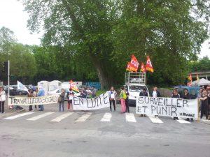Manif 27 mai Poitiers. 2
