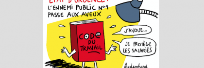 photo code du travail